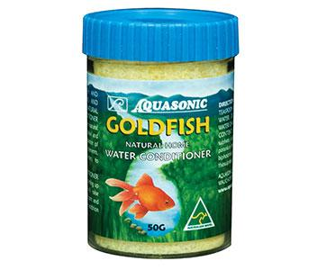 Aquasonic Goldfish Water Conditioner