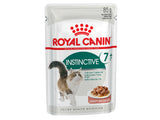 Royal Canin Instinctive 7+ Chunks in Gravy pouch
