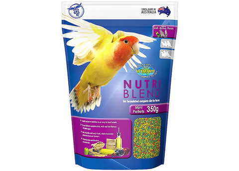 Vetafarm Nutriblend Mini Pellets