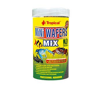 Tropical Mini Wafers Mix