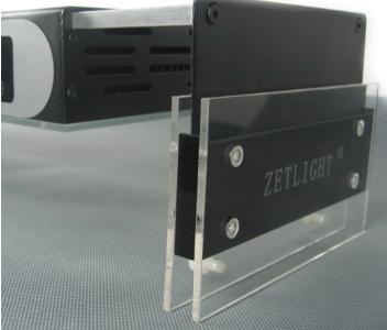 ZETLIGHT LED ACRYLIC LIGHT HOLDER
