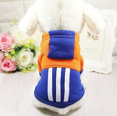 Cartoon French Bulldog Small Dog Clothes