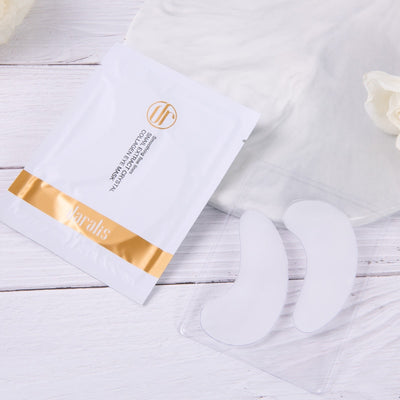 10Pack 20Pcs Crystal Snail Serum Collagen Eye Mask Anti Wrinkle Ge