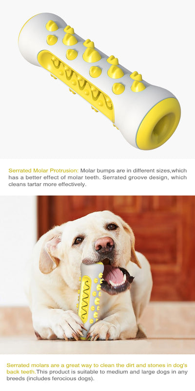 Dog Molar Toothbrush Toys