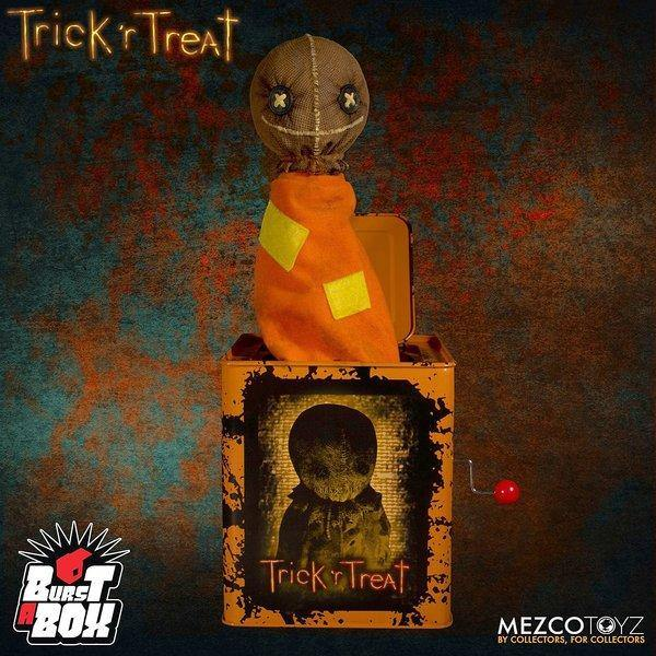"Trick 'r Treat Burst- A Box 14"" Sam"