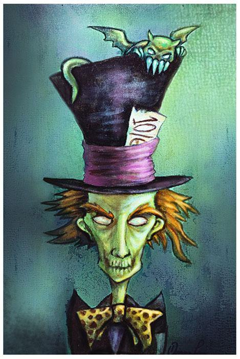 Mad Hatter - Fine Art Print