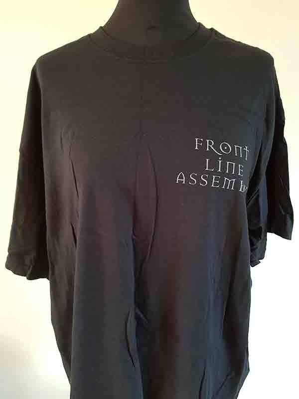 FRONT LINE ASSEMBLY T-Shirt - Divine-Darkness