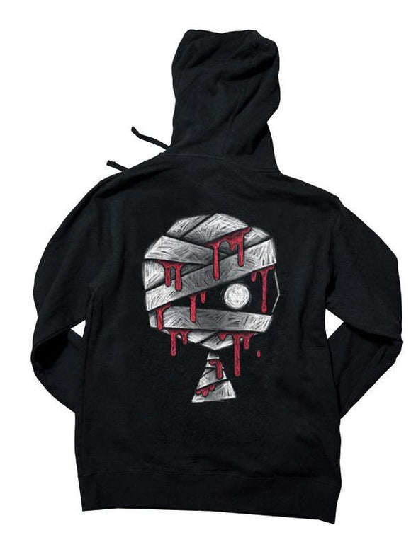 Akumu Ink Hidden But Not Forgotten Unisex Hoodie