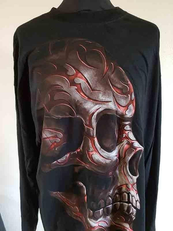 Tattoo skull t/shirt
