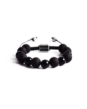 Load image into Gallery viewer, ZIVA Onyx Bracelet