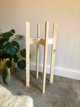 Load image into Gallery viewer, Brick Alley Co. Collection Plant Stands - Made Locally