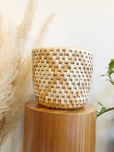 Load image into Gallery viewer, Woven Planter Basket