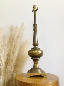 Solid Brass Stiefle Table lamps