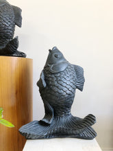 Load image into Gallery viewer, Pair Resin Koi Fish Figures