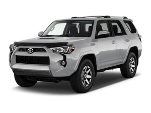 2010-2020 Toyota 4Runner Full Built-In LED Fog Light With Dual DRL LED Bars-Lighting-4Runner-Depot-FOG-TY-4RUN-10-LED-PRO+2-BLK-4Runner-Depot