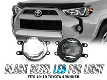 Load image into Gallery viewer, 2010-2020 Toyota 4Runner Full Built-In LED Fog Light With Dual DRL LED Bars-Lighting-4Runner-Depot-4Runner-Depot