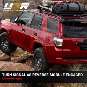 2014-2020 Toyota 4Runner Signal Activation Module Convert OEM Tail Brake Light To LED Turn Signal Upgrade Made by Unique Style Racing-Lighting-4Runner-Depot-MOD-TL-LED-T2T-TY-4RUN-14 x1P-4Runner-Depot