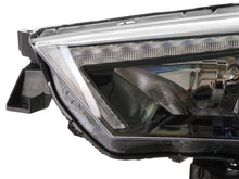 Load image into Gallery viewer, 2014-2020 Toyota 4Runner DEPO White LED DRL Light Bar Eyebrow with Built-in LED Low Beam Projector Headlight