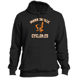 Cyclones Logo (white) Performance  Pullover Hoodie
