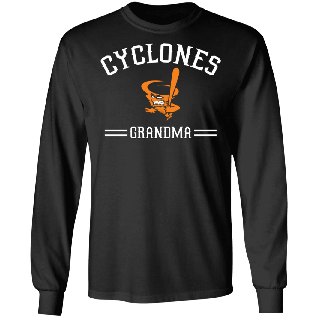 Cyclones Grandma Special  LS Ultra Cotton T-Shirt