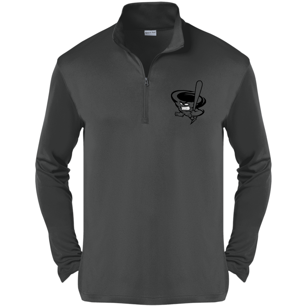 CloneMan (black) Embroidered Competitor 1/4-Zip Pullover