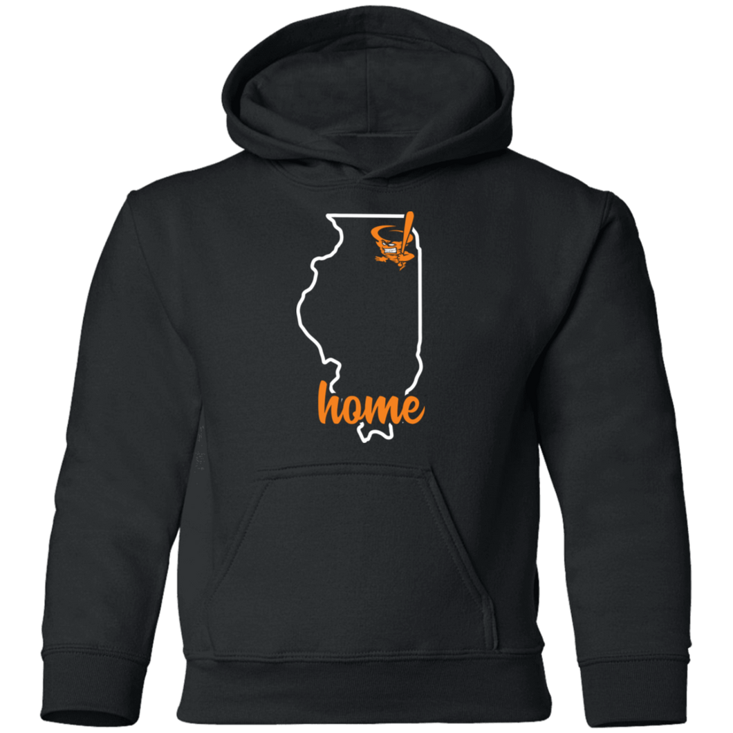 Cyclones Home Youth Pullover Hoodie