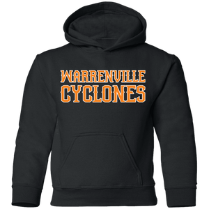 Cyclones WM Youth Pullover Hoodie