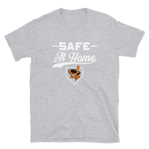Safe At Home Cyclones Short-Sleeve Unisex T-Shirt