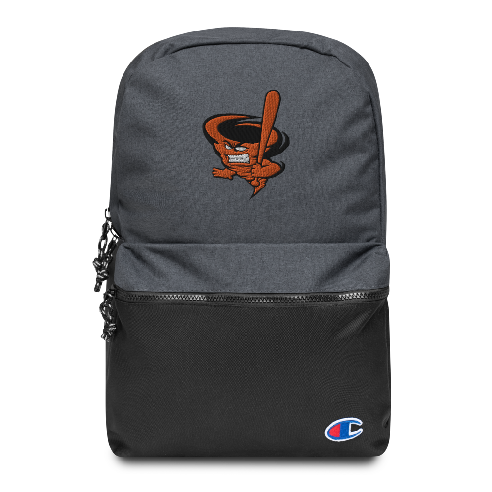 Cyclones Embroidered Champion Backpack