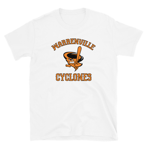 Warrenville Cyclones Short-Sleeve Unisex T-Shirt