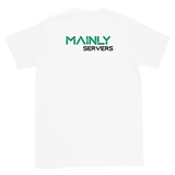 Mainly Servers Logo Tee