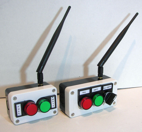 Wireless Switch Indicator Warning System - 2.4 GHz or 900 MHz Models