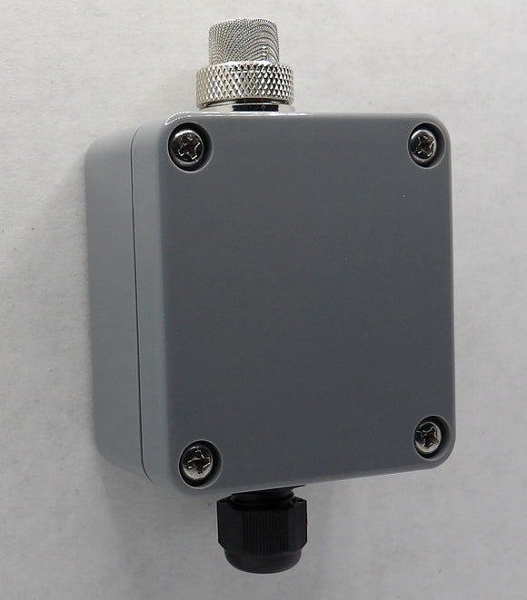 Economical Wall Mount Relative Humidity Transmitter - 2-Wire, 4-20mA Output