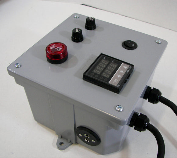 1-Zone Temperature Control Panel – Thermocouple Sensor Input - 120V