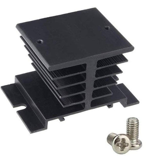 Heat Sink for Solid State Relay (SSR) 10-40 Amp