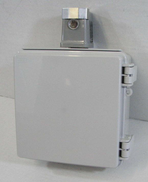 Lighting Contactor Panel with Dusk-to-Dawn Photocell Sensor - 240V AC Operation