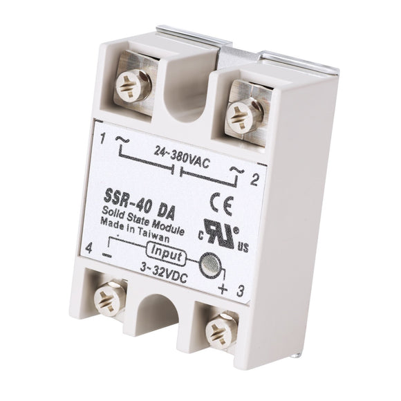 Solid State Relay (SSR) - 3-32V DC Control Voltage