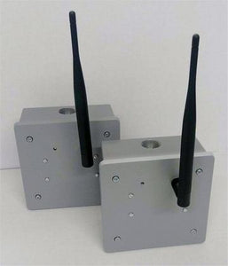 Industrial 2.4 GHz Wireless 4-20mA Transmitter/Receiver Set