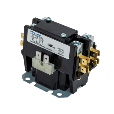 1-Pole Contactor, 120V AC Coil Voltage