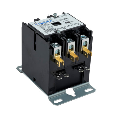 3-Pole Contactor, 120V AC Coil Voltage
