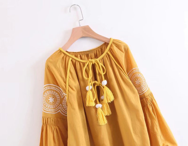 Kleid Sweet Lemon