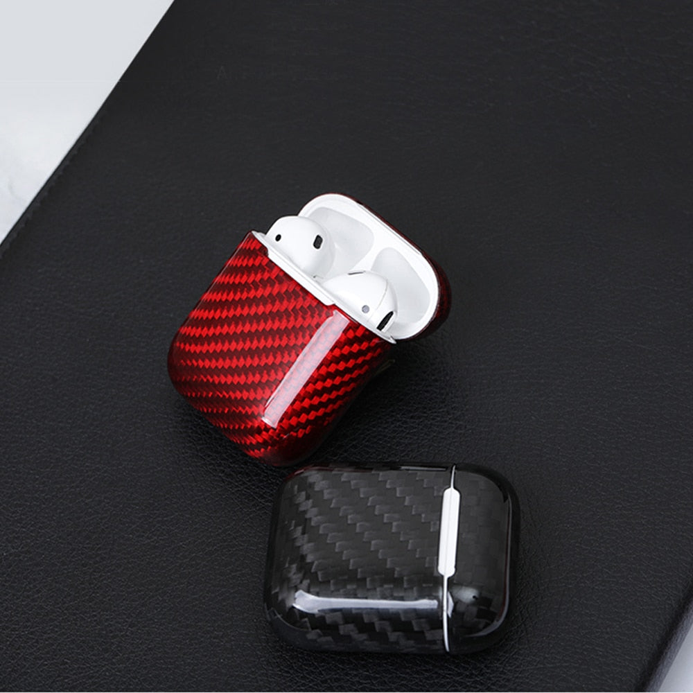 The Carbon Fiber Airpod Case