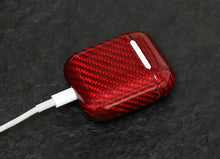Load image into Gallery viewer, The Carbon Fiber Airpod Case