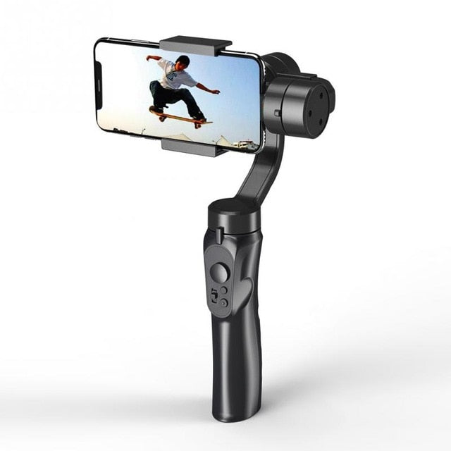 Outdoor Holder 3-Axis Flexible Handheld Gimbal Stabilizer