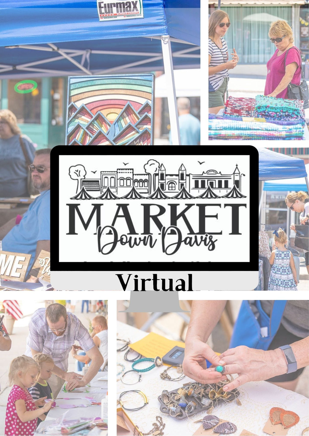 Calling all vendors for Fall 2020 Market Down Davis
