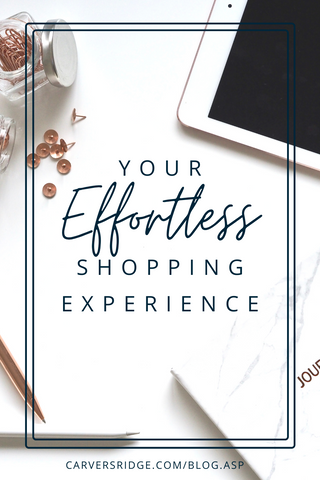 Introducing Our Effortless Shopping Experience