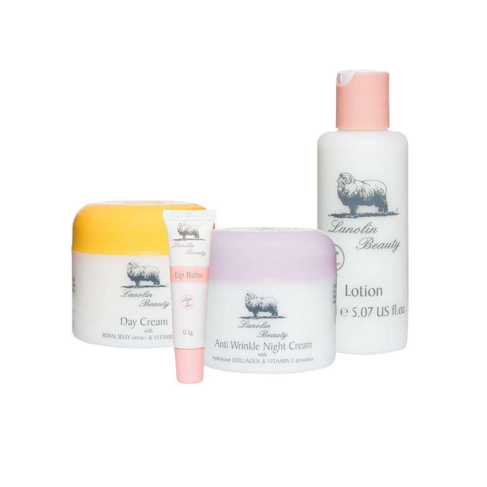 All Rounder Bundle - Lanolin Beauty International
