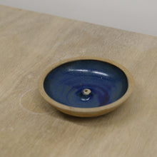 Load image into Gallery viewer, Incausa |  Stoneware Incense Holder (Blue)
