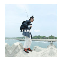 Load image into Gallery viewer, Aesop Fisherman Sandal|BN01黑