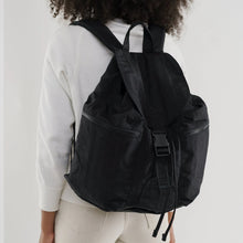 Load image into Gallery viewer, Baggu | Large Sport Backpack (Black)
